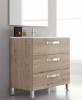 Imagen de Mueble de baño con 3 cajones Campoaras Neos