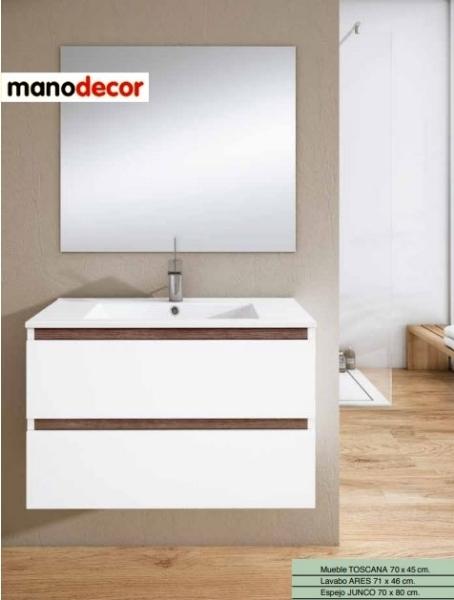 Imagen de Columna auxiliar de baño Manodecor Aran